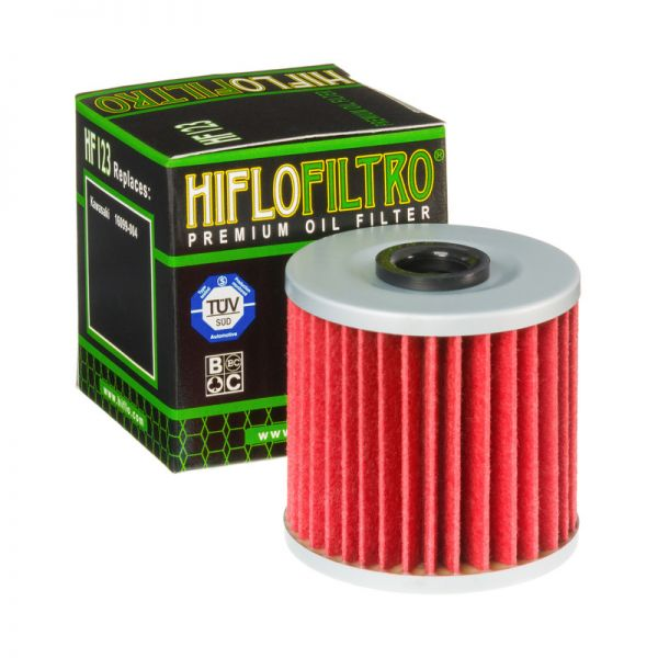 Filtre Ulei Strada Hiflofiltro FILTRU ULEI HF123