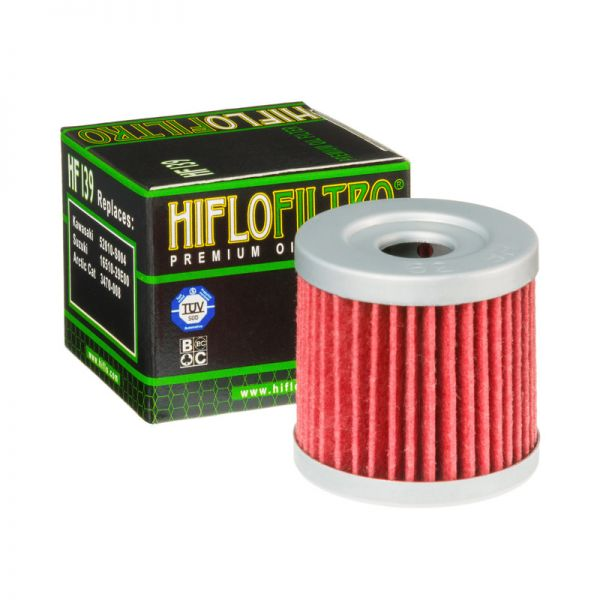 Filtre ulei Hiflofiltro FILTRU ULEI HF139 KAW SUZ