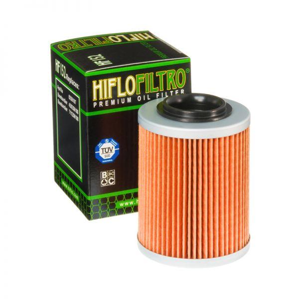 Filtre ulei Hiflofiltro FILTRU ULEI HF152 CAN AM ATV