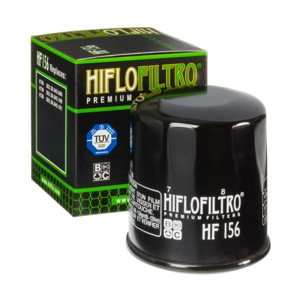 Filtre Ulei Strada Hiflofiltro FILTRU ULEI HF156 (CADRU)