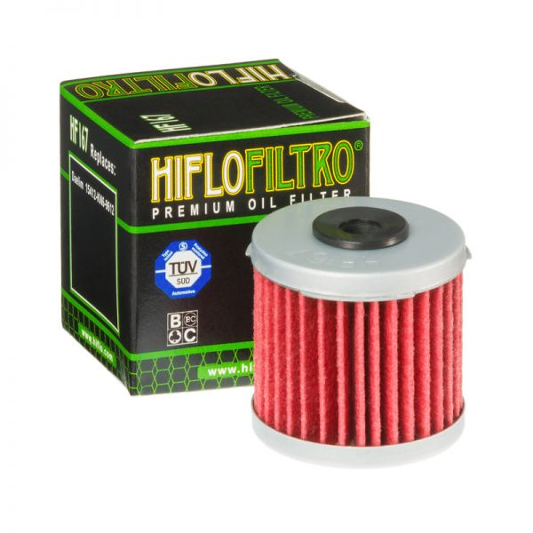 Filtre Ulei Strada Hiflofiltro FILTRU ULEI HF167