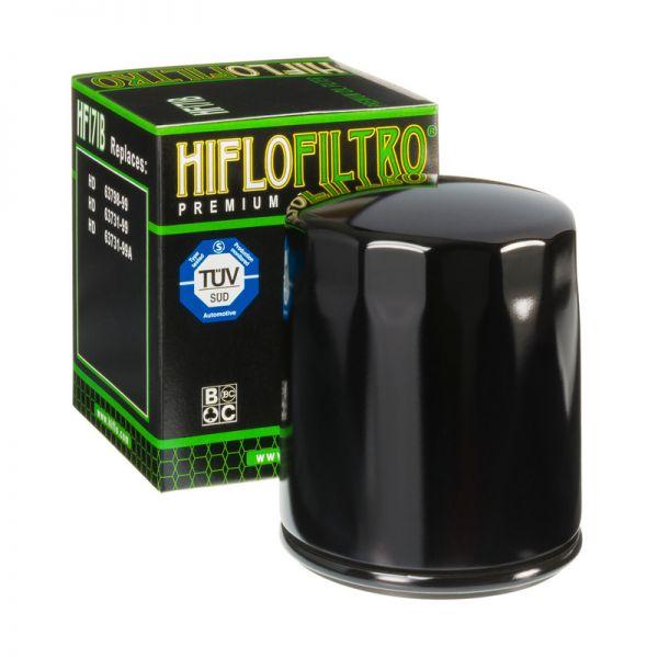 Filtre Ulei Strada Hiflofiltro FILTRU ULEI HF171B (NEGRU)