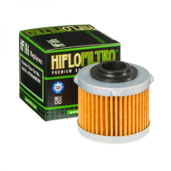 Filtre Ulei Strada Hiflofiltro FILTRU ULEI HF186