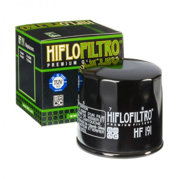 Filtre Ulei Strada Hiflofiltro FILTRU ULEI HF191