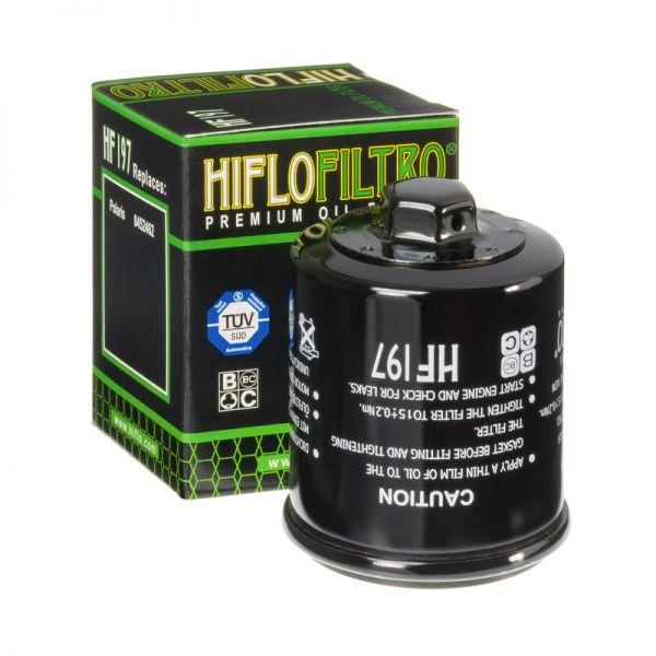 Filtre Ulei Strada Hiflofiltro FILTRU ULEI HF197