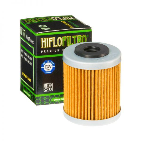 Filtre ulei Hiflofiltro FILTRU ULEI HF651 KTM 07-19