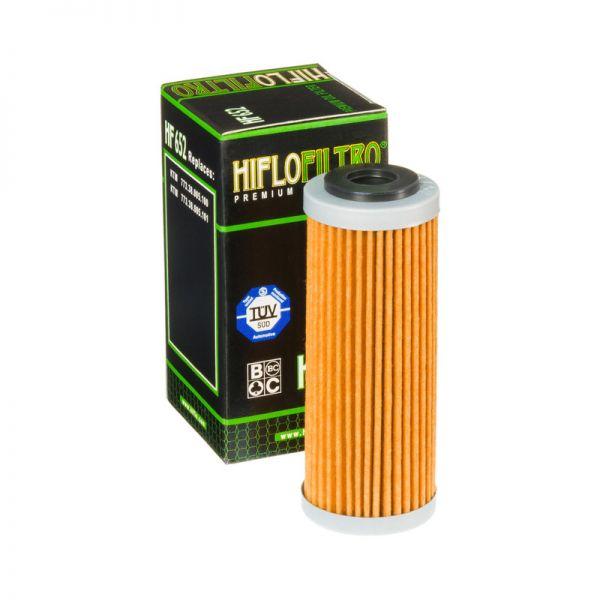 Filtre ulei Hiflofiltro FILTRU ULEI HF652 KTM HSQ 08-19