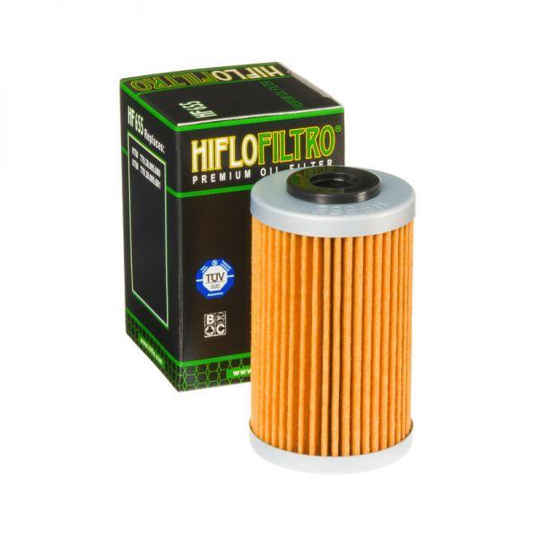 Filtre ulei Hiflofiltro FILTRU ULEI HF655 KTM 07-16