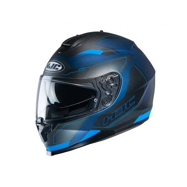Casti Moto Integrale HJC Casca Full-Face C70 Canex Albastru 2020