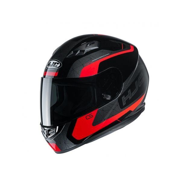 Casti Moto Integrale HJC Casca Full-Face CS-15 Dosta Rosu 2020