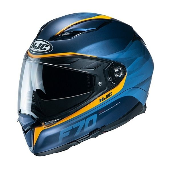 Casti Moto Integrale HJC Casca Full-Face F70 Feron Albastru 2020