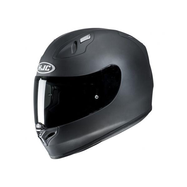 Casti Moto Integrale HJC Casca Full-Face FG-17 Solid Negru mat 2020