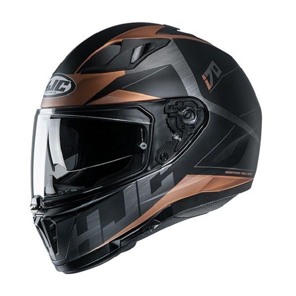Casti Moto Integrale HJC Casca Full-Face I70 Eluma Maro 2020