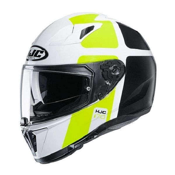 Casti Moto Integrale HJC Casca Full-Face I70 Prika Fluo 2020