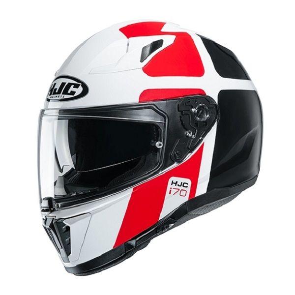 Casti Moto Integrale HJC Casca Full-Face I70 Prika Rosu 2020
