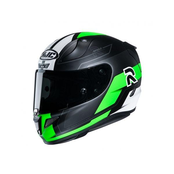 Casti Moto Integrale HJC Casca Full-Face RPHA 11 Fesk Verde 2020