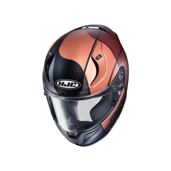 Casti Moto Integrale HJC Casca Full-Face RPHA 11 Quintain Maro 2020