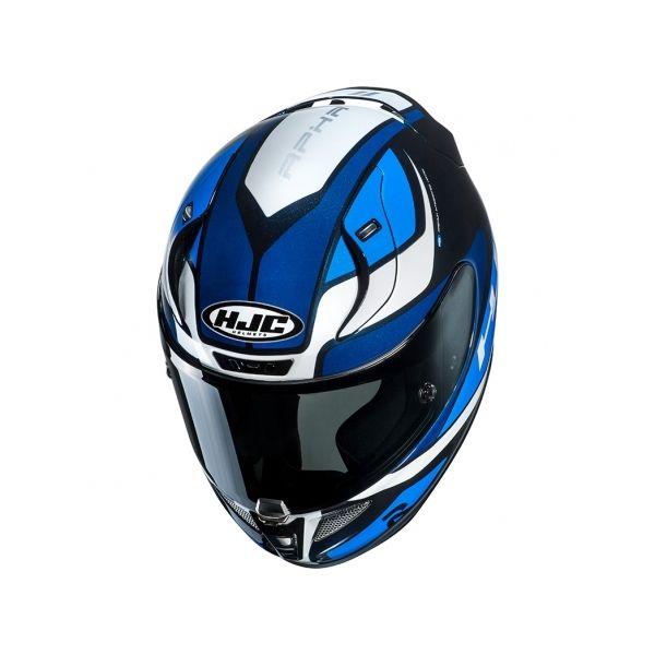 Casti Moto Integrale HJC Casca Full-Face RPHA 11 Scona Albastru 2020