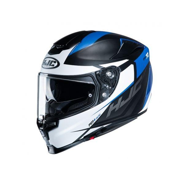 Casti Moto Integrale HJC Casca Full-Face RPHA 70 Sampra Albastru 2020