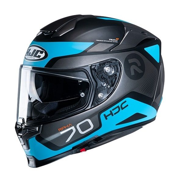 Casti Moto Integrale HJC Casca Full-Face RPHA 70 Shuky Albastru 2020