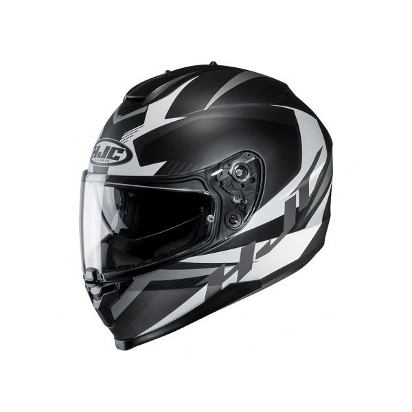 Casti Moto Integrale HJC Casca HJC C70 Troky Argintiu 2020