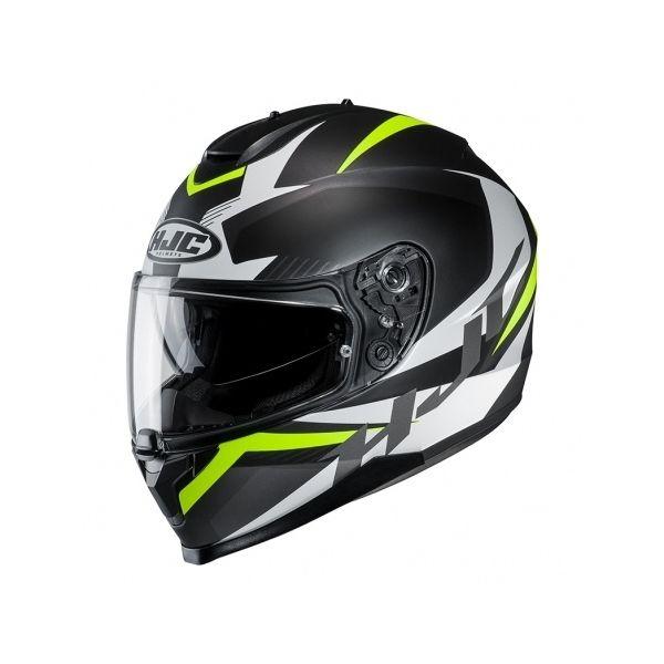 Casti Moto Integrale HJC Casca HJC C70 Troky Fluo 2020