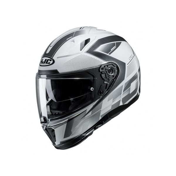 Casti Moto Integrale HJC Casca HJC i70 Asto Argintiu 2020