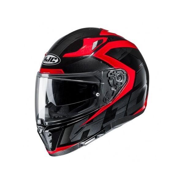 Casti Moto Integrale HJC Casca HJC i70 Asto Rosu 2020