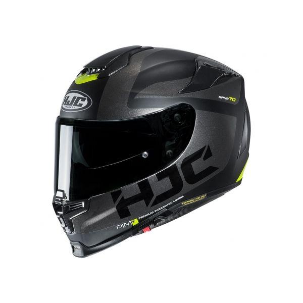Casti Moto Integrale HJC Casca HJC RPHA 70 Balius Gri 2020