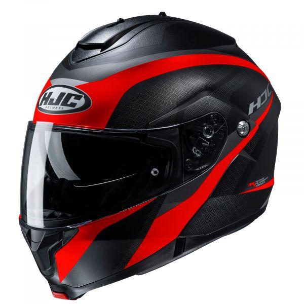 Casti Moto Flip-up (Modulabile) HJC Casca Moto Flip-Up C91 Taly Red 2022