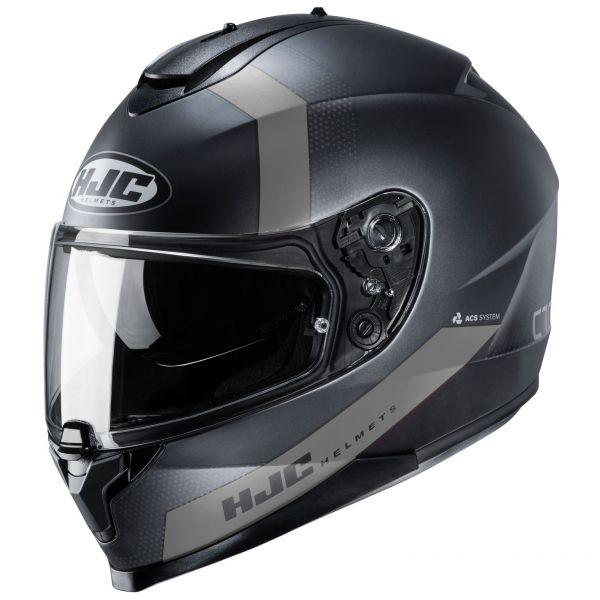Casti Moto Integrale HJC Casca Moto Full-Face C70 Eura Black 2022