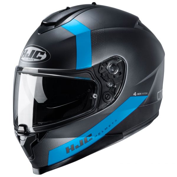 Casti Moto Integrale HJC Casca Moto Full-Face C70 Eura Blue 2022
