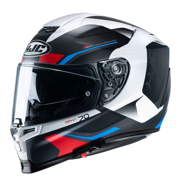 Casti Moto Integrale HJC Casca Moto Full-Face RPHA 70 Kosis White 2022