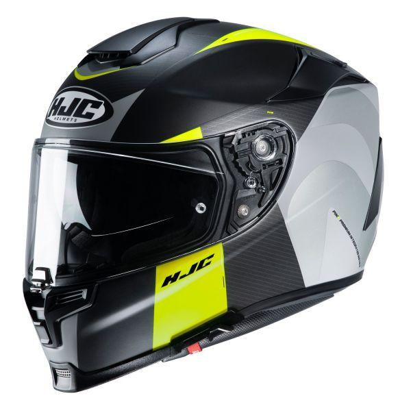 Casti Moto Integrale HJC Casca Moto Full-Face RPHA 70 Wody Yellow Fluo 2022