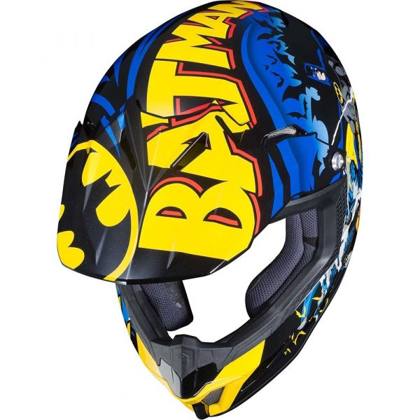 Casti MX-Enduro Copii HJC Casca MX Copii CLXY 2 Batman DC Comics Multicolor  2020