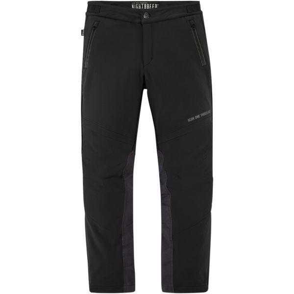 Pantaloni Moto Textil Icon Pantaloni Moto Textil Nightbreed Black