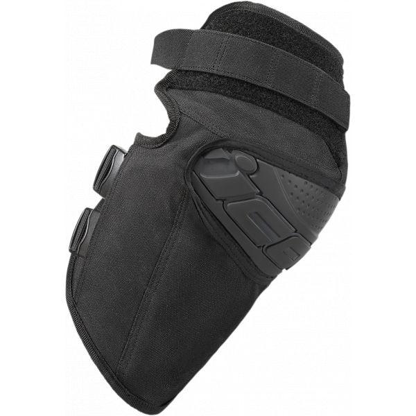 Genunchiere Moto Strada Icon Protectii Moto Genunchi Field Armor Street Knee Negru