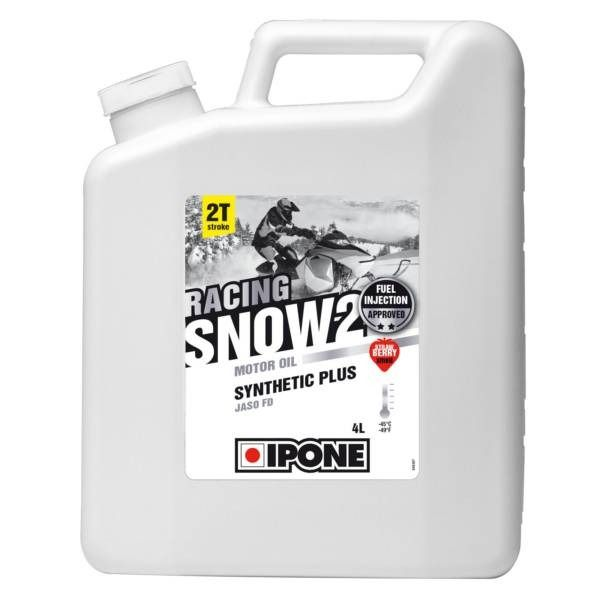 Ulei snowmobile IPONE Ulei Snowmobil Racing 2T Strawberry 4L