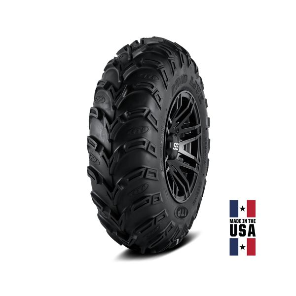 Anvelope ATV ITP ANVELOPA MUD LITE AT 25x8 - 12 43F TL 6PLY E-MARKED