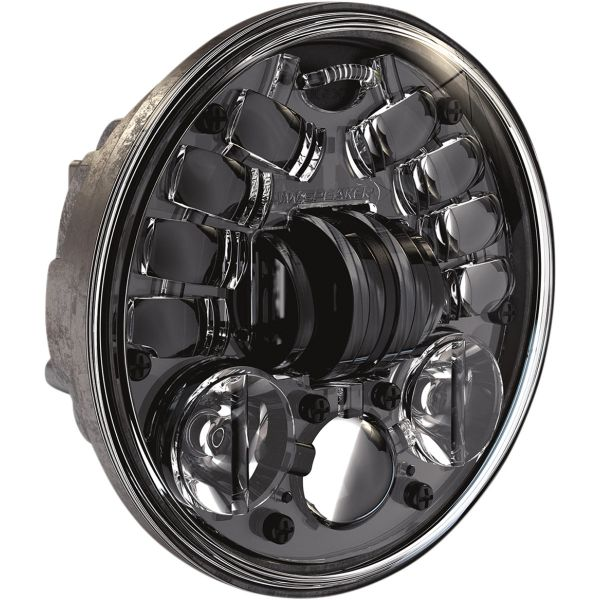 Faruri Moto LED J.W. SPEAKER Far LED Adap2 Blk 5.75