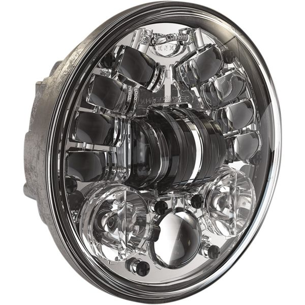 Faruri Moto LED J.W. SPEAKER Far LED Adap2 Chr 5.75