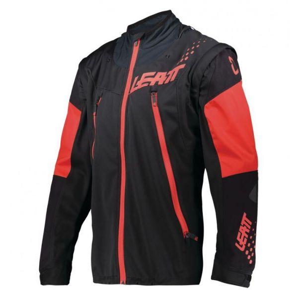 Geci Enduro Leatt Geaca Moto MX 4.5 Lite Black/Red 2021