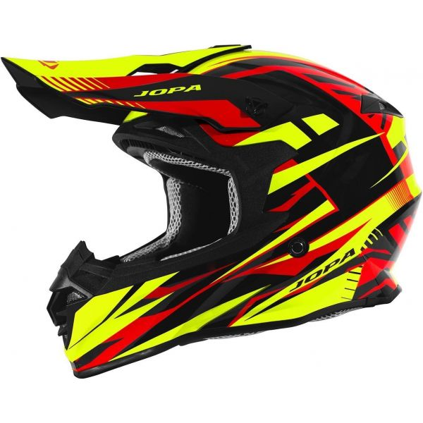 Jopa Casca Hunter Legacy Flo Yellow-Red