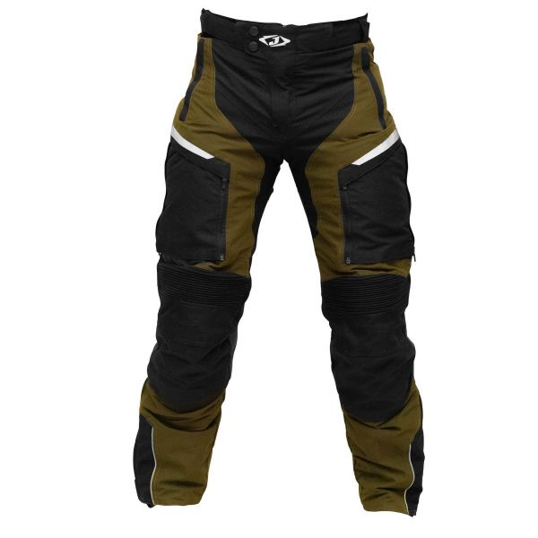 Pantaloni ATV Jopa Pantaloni ATV Alpha Black/Green