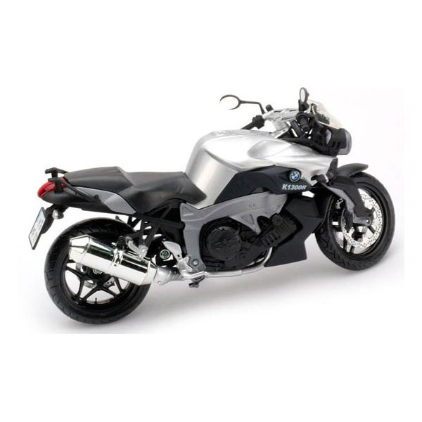 Machete On Road Joycity Macheta BMW K1300R Silver 1:12