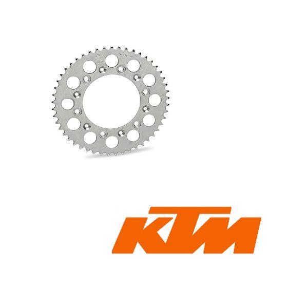 Kit de lant JT Sprockets Pinion Aluminiu Spate KTM/Husqvarna