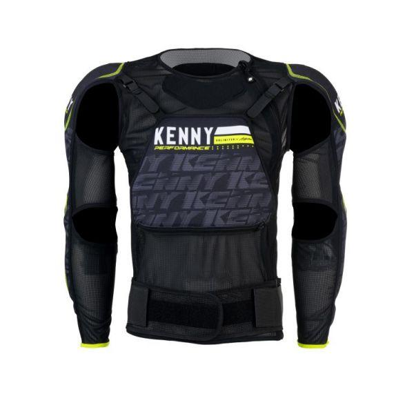 Protectii MX-Enduro Copii Kenny Armura Moto MX Copii Performance Ultimate Black/Yellow 2021