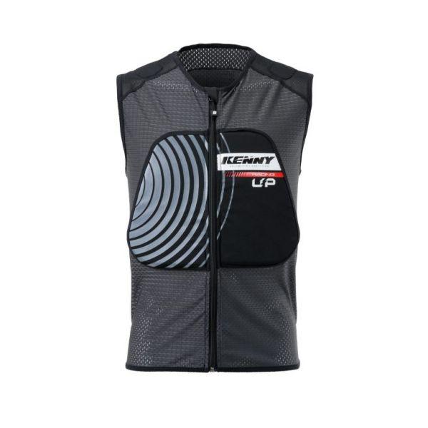 Armuri Moto-Integrale Kenny Armura Moto MX Up Black/Grey 2020