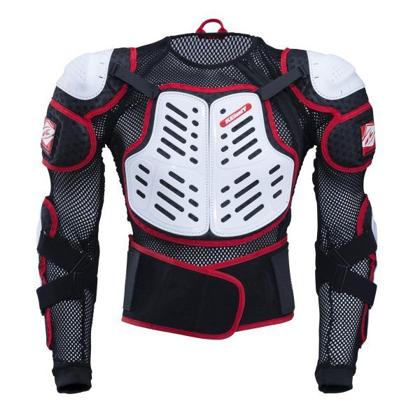 Protectii MX-Enduro Copii Kenny Armura Performance White/Black Copii