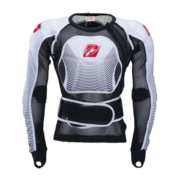Protectii MX-Enduro Copii Kenny Armura Profile Black/White 2019 Copii